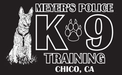 Meyers Police K-9 Training